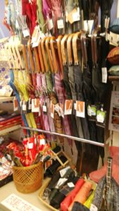 甲州織の傘