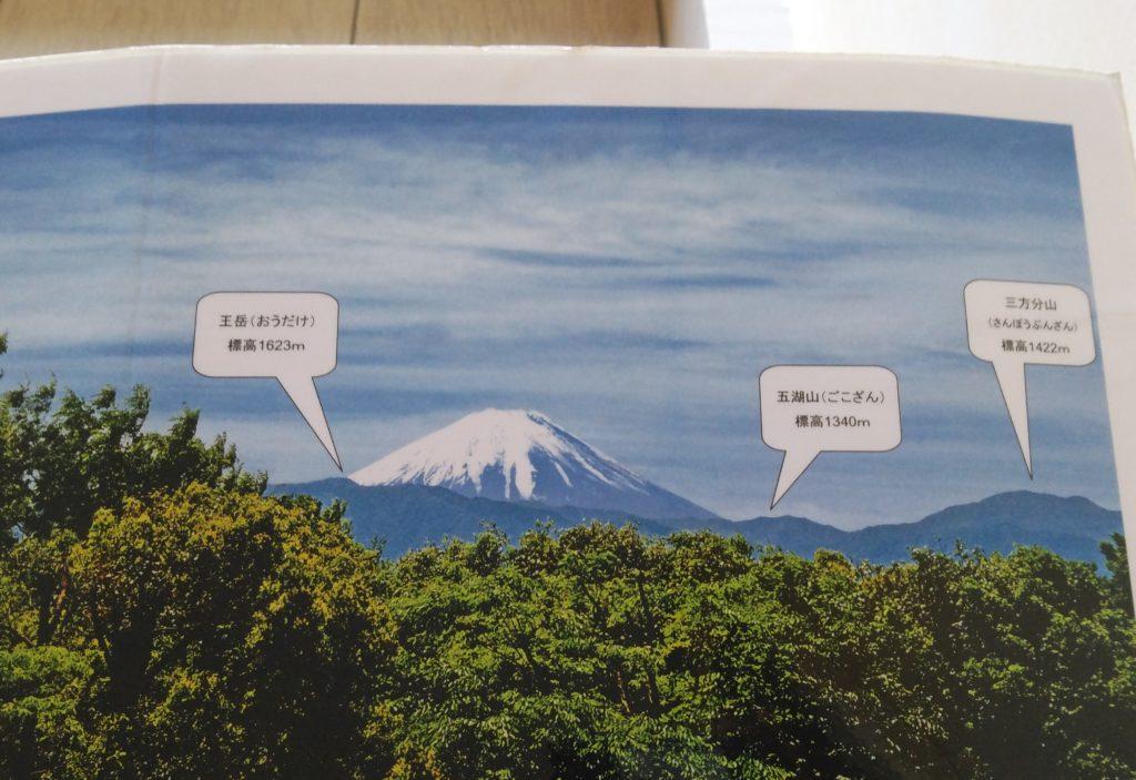 富士見解説